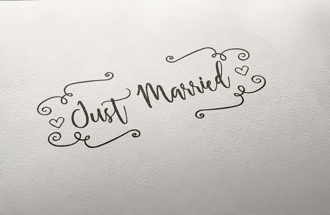 Ben noto Timbri Matrimonio | Trodart AN16